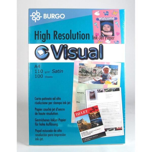 Carta fotografica High Resolution
